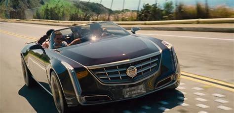 drama drives  cadillac ciel  door convertible
