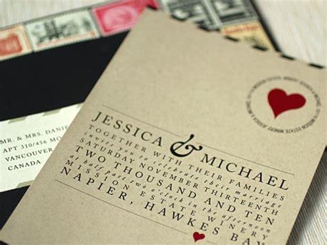 Beautiful Wedding Invitation Letter letter inspired wedding invitations