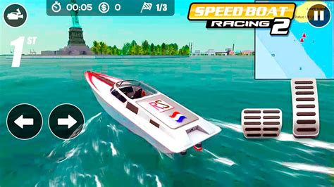 best boat simulator android speed boat racing 2 gameplay android game best jet ski