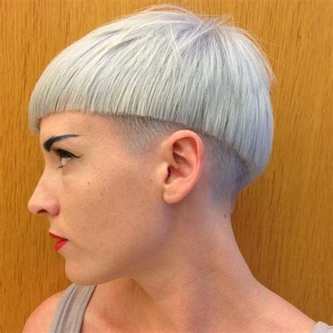 Bowl Cut Hairstyles by 40 Ways To Rock A Bowl Cut