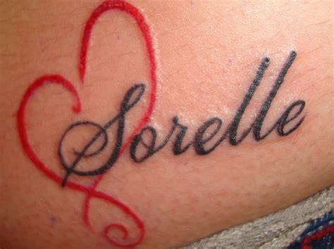 sorella tattoo sorelle quot quot in italian
