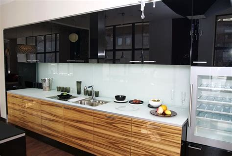 Kitchen Cabinets Glass by Quel Plan De Travail Choisir 30 Mod 232 Les In 233 Dits En