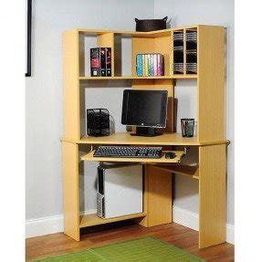 Corner Office Desk With Hutch Corner Desks With Hutch For Home Office Foter