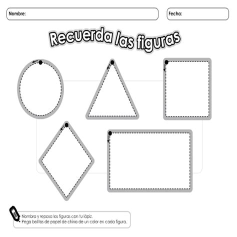 figuras geometricas de colores recuerda las figuras geometricas material para maestros