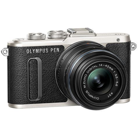 olympus mirrorless olympus pen e pl8 mirrorless with 14 42mm ii r lens