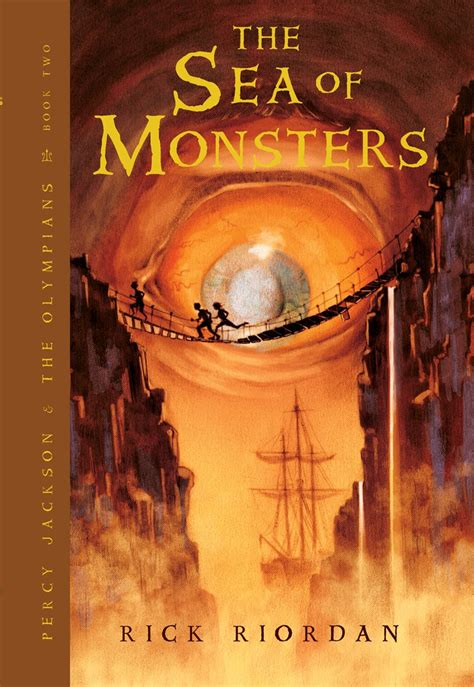 The Sea Of Monsters Cover 8 Th Anniversary Percy J Oleh Rick R the sea of monsters discussion guide scholastic