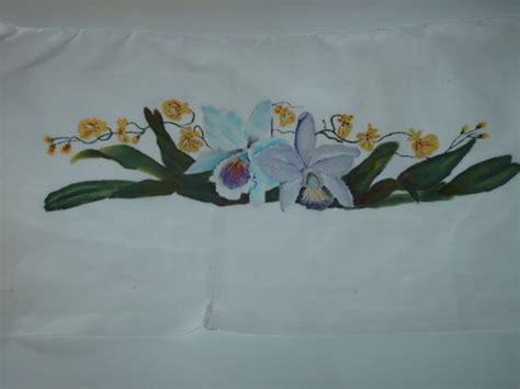 cenefas de flores para pintar en tela cenefa para pintar manteles imagui