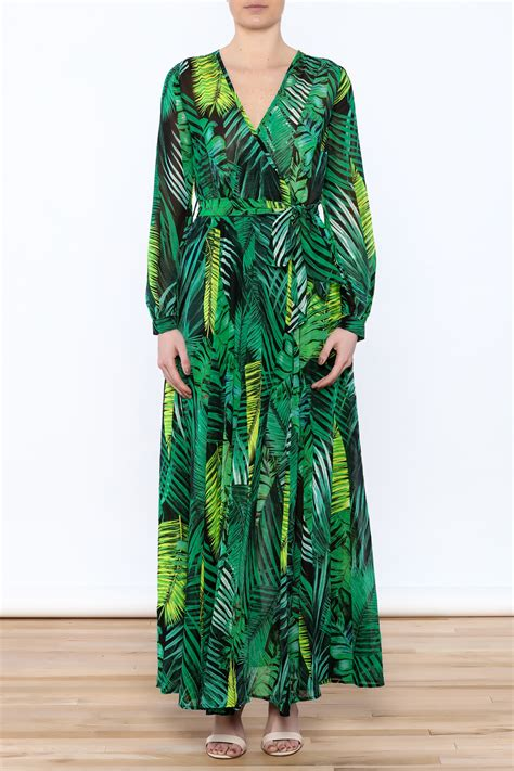 Leaf Maxi moon leaf maxi dress from new york city by dor l dor