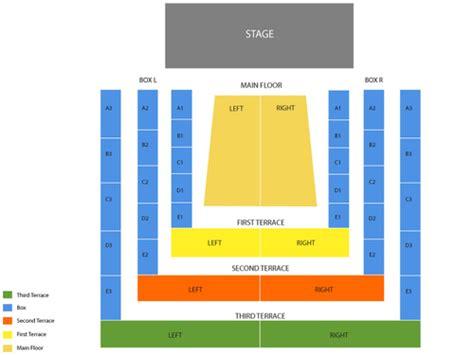 clowes memorial seating chart viptix clowes memorial tickets