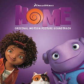 dreamworks animation s home soundtrack details