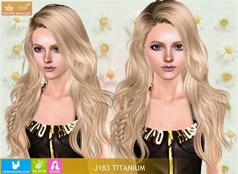 sims 3 custom content hair sims 3 custom content female hair