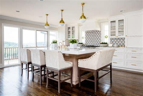 white kitchen  cambria quartz countertop home bunch