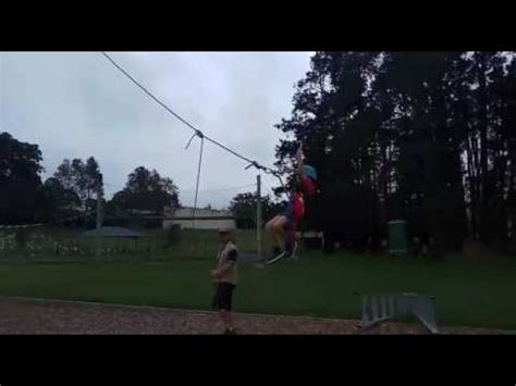 Berry Sport swing at berry sport and recreation centre
