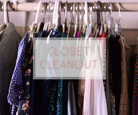 Closet Purge by Closet Cleanout 3 Things To Toss