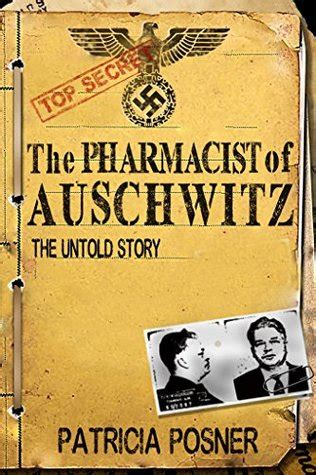 un en auschwitz a in auschwitz edition books the pharmacist of auschwitz the untold story by
