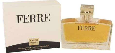 New Fragrance Ferre For By Gianfranco Ferre by Ferre New Perfume For By Gianfranco Ferre