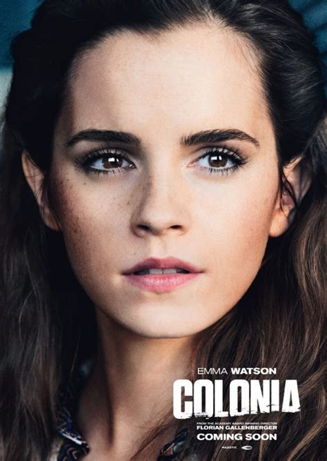 emma watson film online emma watson colonia poster and promos hawtcelebs