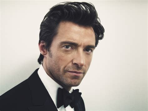 actor with receding hairline aussie hugh jackman is open to playing james bond if