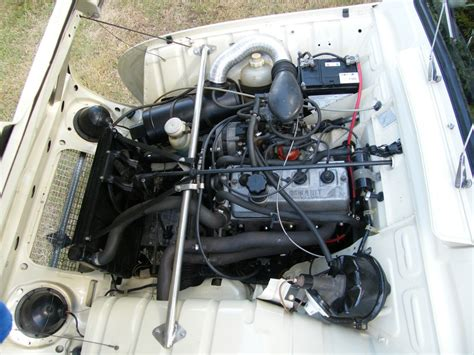renault 5 engine renault 4 gordini project completed