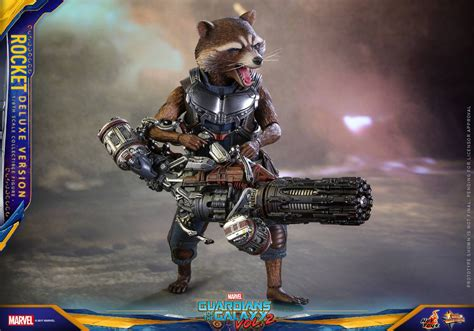 Toys Cosbaby Rocket Raccoon Guardians Of The Galaxy Vol 2 toys reveals their guardians of the galaxy vol 2 rocket raccoon figure geektyrant