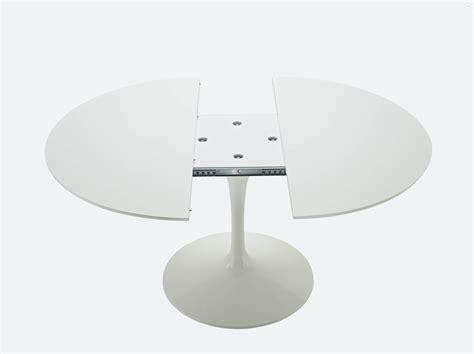 tavolo tulip allungabile tavolo tondo allungabile idee di design per la casa