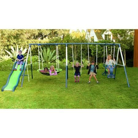 sportspower swing set manual the best backyard swing sets for kids 2018 family living
