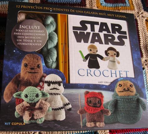 crochet pattern books in spanish lucyravenscar crochet creatures star wars crochet in