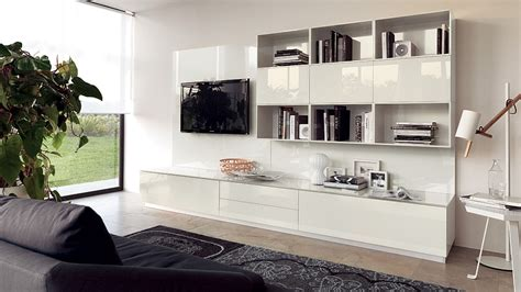 white units for living room white living room wall unit with glossy lacquer finish living living room wall