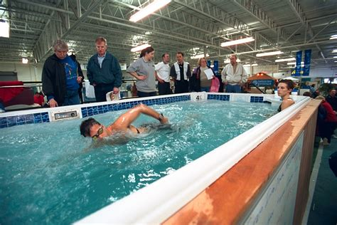 Backyard Retreats Pools And Spas Novi Pool Spa Show Returns To Suburban Collection