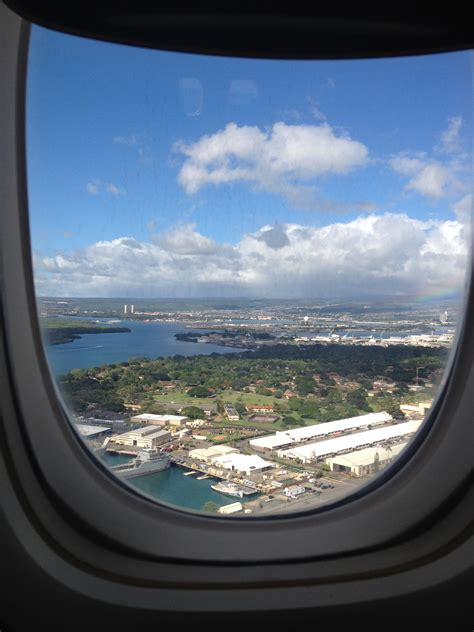 Approaching Honolulu International Airport Ariana Manufactured Spending On Gift Cards