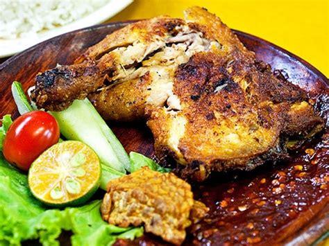resep ayam penyet sederhana resep masakan jawa