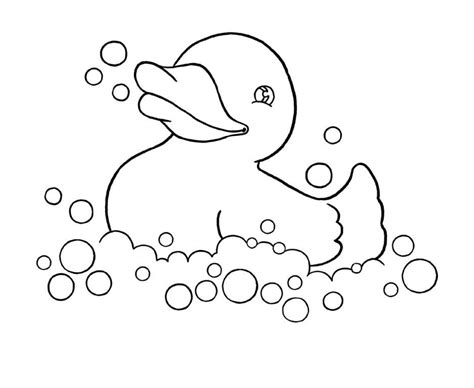 baby shower coloring page coloring home