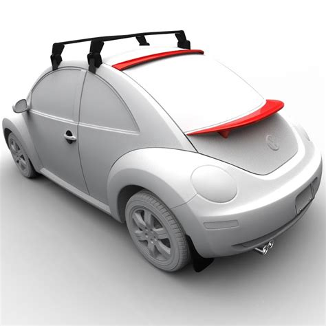 Volkswagen Beetle Accessories 3d volkswagen beetle coupe accessories