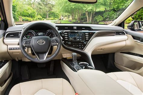 interior camry 2018 2018 toyota camry on sale in australia in november