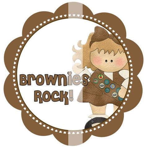 Scout Brownie Clip by 39 Best Brownies Images On Deco