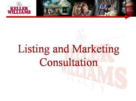 Amy Rocka Listing Presentation Authorstream Keller Williams Powerpoint Template
