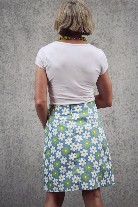 a line skirt free pattern release sizes 6 16