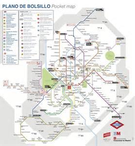 plano metro madrid 2013 madrid subway infografia