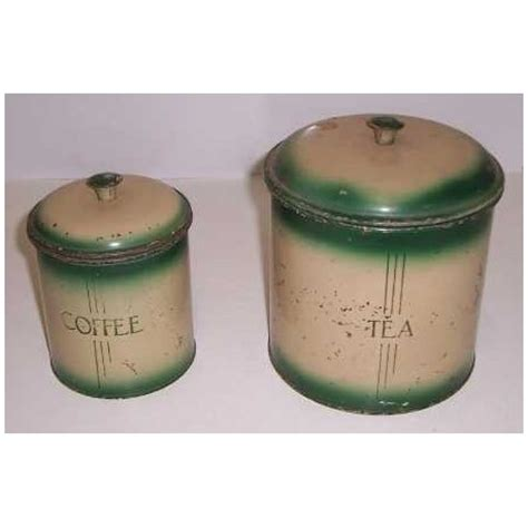 coffee kitchen canisters kitchen coffee canister in green in tin treats and treasures