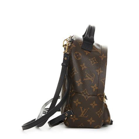 Visval Balance Backpack Brown Original louis vuitton palm springs backpack mini 2016 hb1200 second handbags