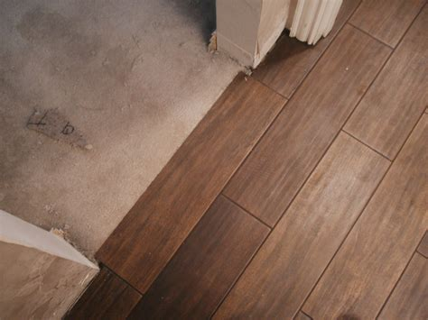 Plank Floor Tile Quot Is It Wood Flooring Quot Or Quot Is It Porcelain Tile Quot