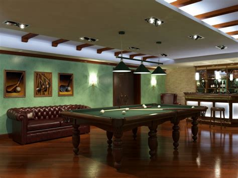 Bar Billiard Room by Billiards Room Interior Design Tips And Ideas Home