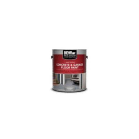 1 garage floor paint behr premium 174 1 part epoxy concrete garage floor paint