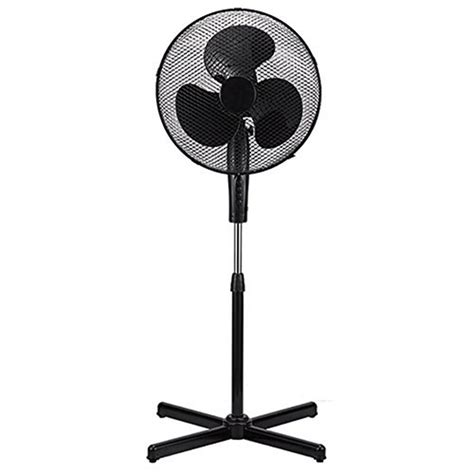 lasko 18 pedestal fan with remote 1843 lasko 18 in cyclone pedestal fan in black with remote