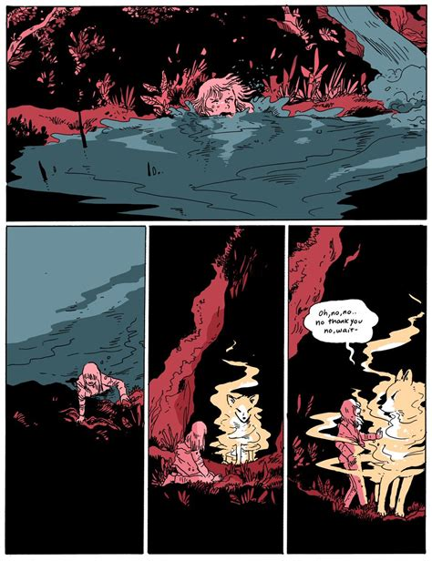On A by Comics Tillie Walden Talks Process And