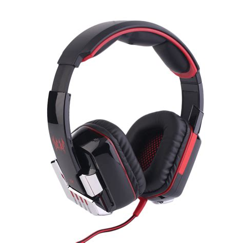 most comfortable headset gaming comfortable kotion each stereo gaming headset pc with mic