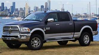Dodge Dealers Australia Ram Trucks Sell Out Before Australian Arrival Car News