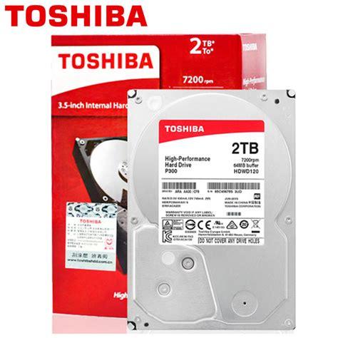 Hdd Pc 2tb toshiba 2tb hdd 2000gb desktop pc computer nvr