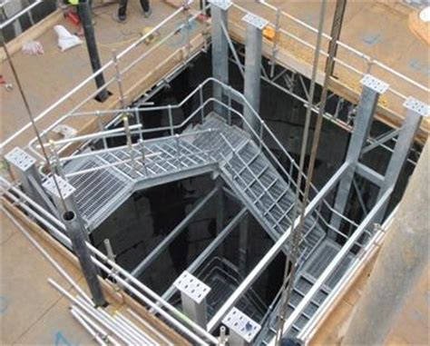 Access Stairs Design Industrial Access Steps External Staircases Steelway