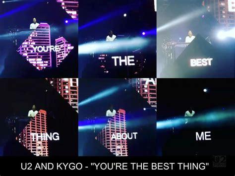 you are the best thing traduzione u2 la nuova the best thing testo e traduzione u2place